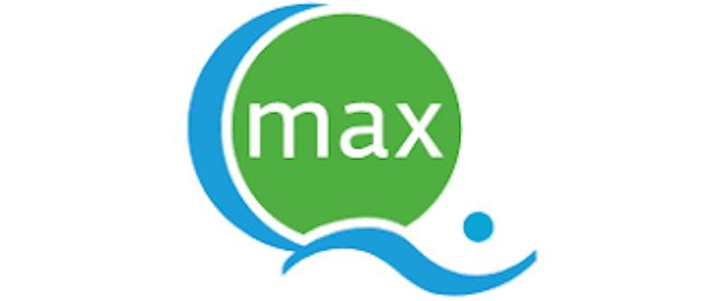 Logo maxQ. im bfw – Unternehmen für Bildung.