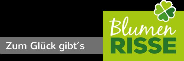 Logo Blumen Risse