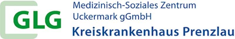 Logo Medizinisch-Soziales Zentrum Uckermark gGmbH - Kreiskrankenhaus Prenzlau