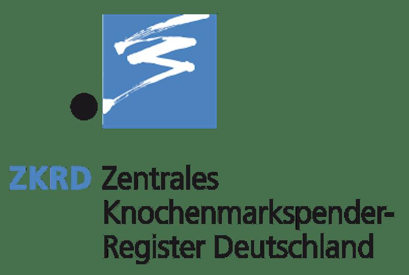 Logo Zentrales Knochenmarkspender-Register für die Bundesrepublik Deutschland gemeinnützige GmbH