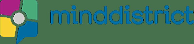 Logo Minddistrict GmbH