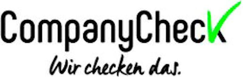 Logo CompanyCheck Deutschland GmbH
