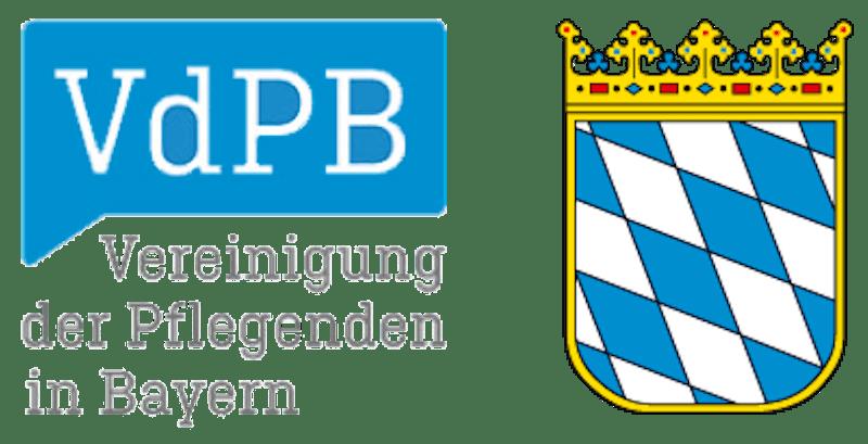 Logo Vereinigung der Pflegenden in Bayern (KöR)