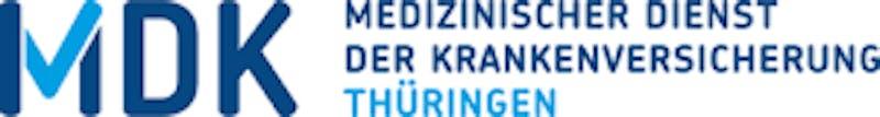 Logo Medizinischer Dienst der Krankenversicherung Thüringen e. V.