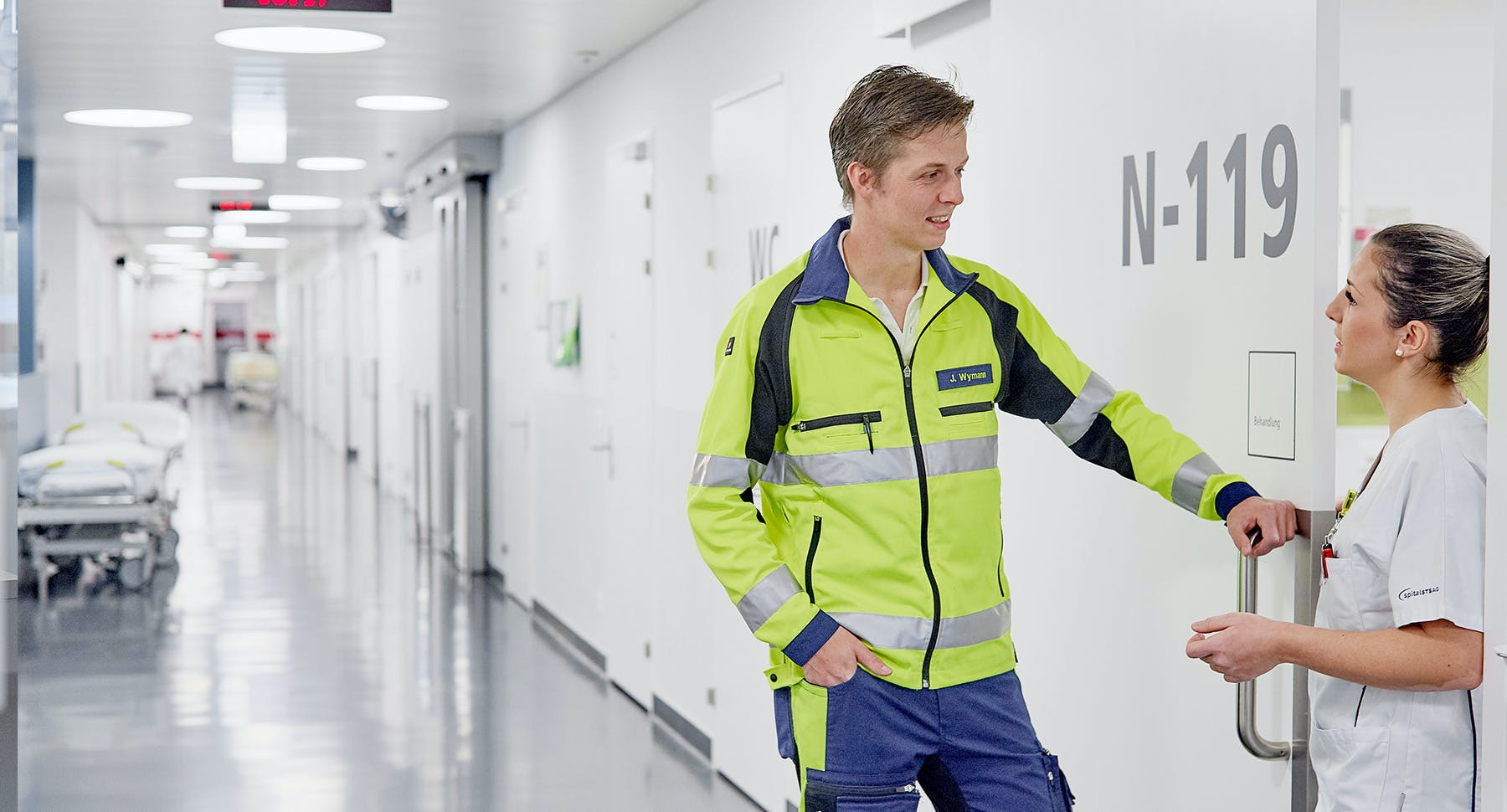 Job Image Spital STS