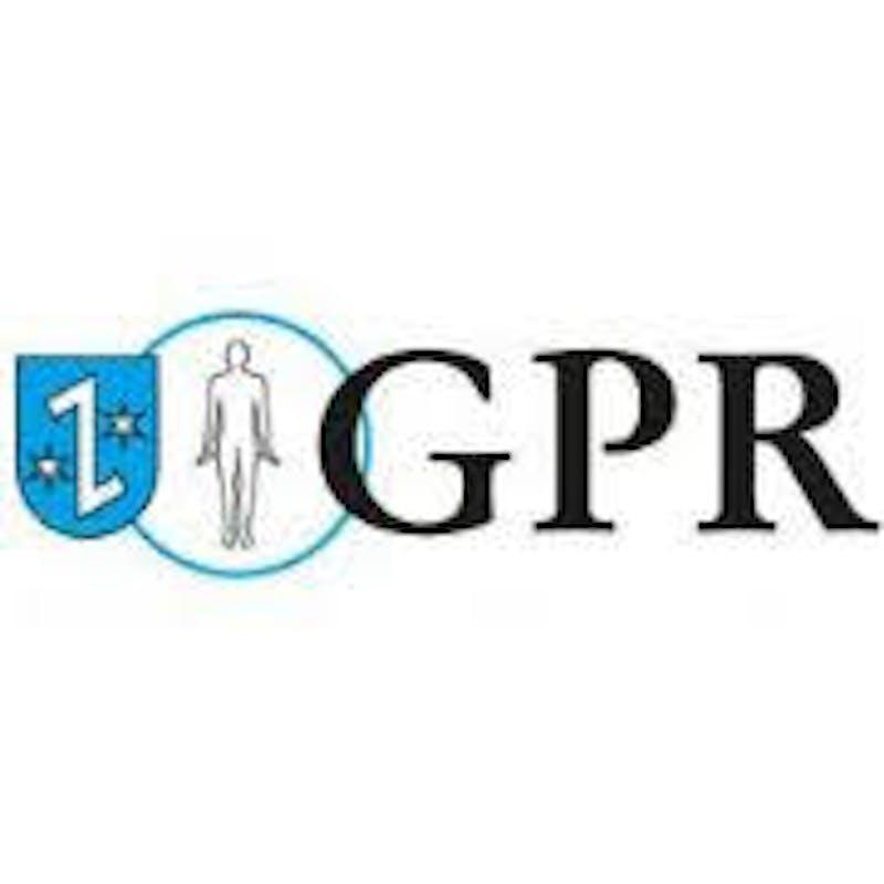 Logo GPR Gesundheits- und Pflegezentrum Rüsselsheim gemeinnützige GmbH