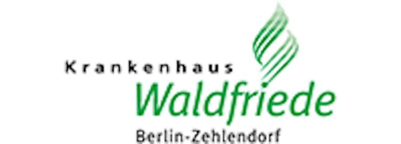 Logo Krankenhaus Waldfriede e.V.