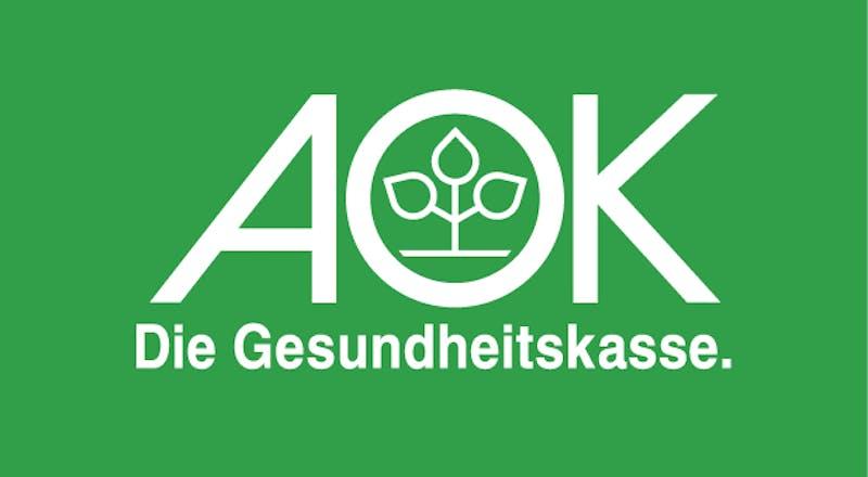 Logo AOK Nordost – Die Gesundheitskasse