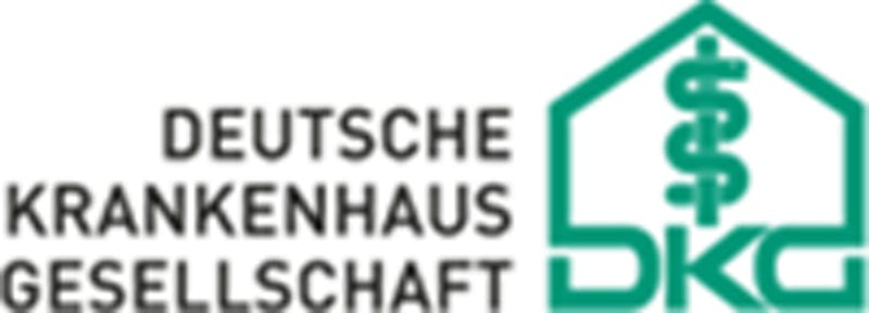 Logo Deutsche Krankenhausgesellschaft