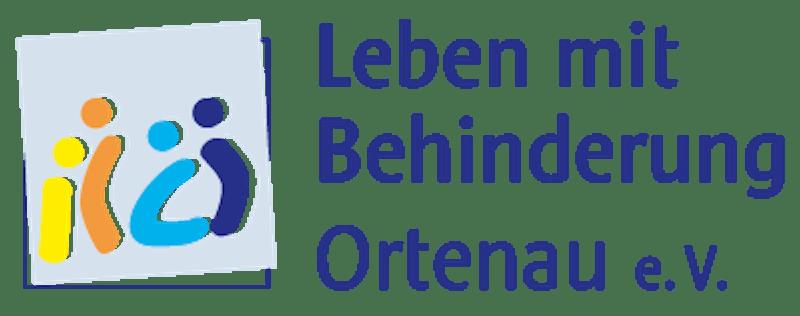 Logo Leben mit Behinderung Ortenau e.V.