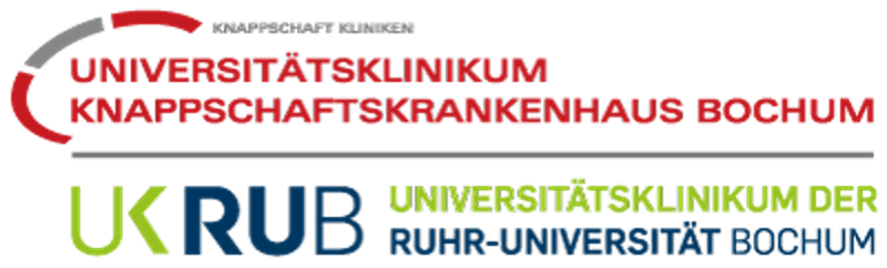 Logo Universitätsklinikum Knappschaftskrankenhaus Bochum GmbH