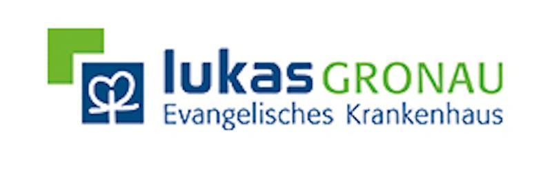 Logo Ev. Lukas-Krankenhaus Gronau gGmbH