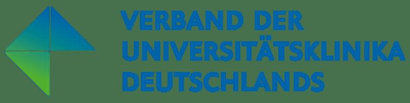 Logo Verband der Universitätsklinika Deutschlands e.V. (VUD)