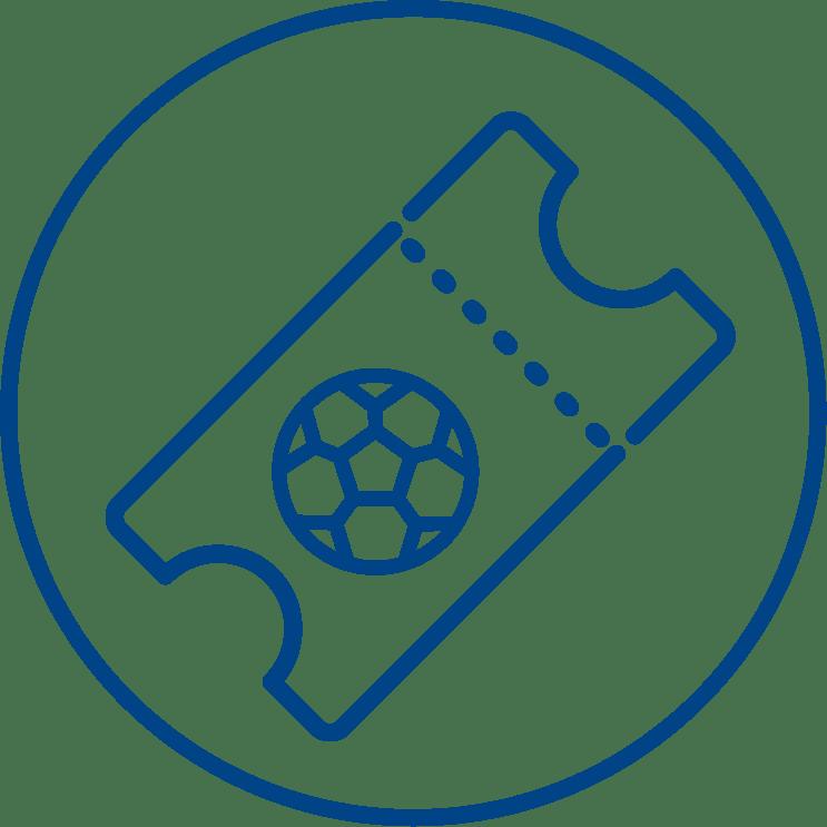Gratistickets für Matches der regionalen Sportvereine wie FC Thun, Wacker Thun, Rot Weiss Thun, EHC Thun, EHC Wiki-Münsingen, UHC Thun, UH Berner Oberland, AFC Thun Tigers.