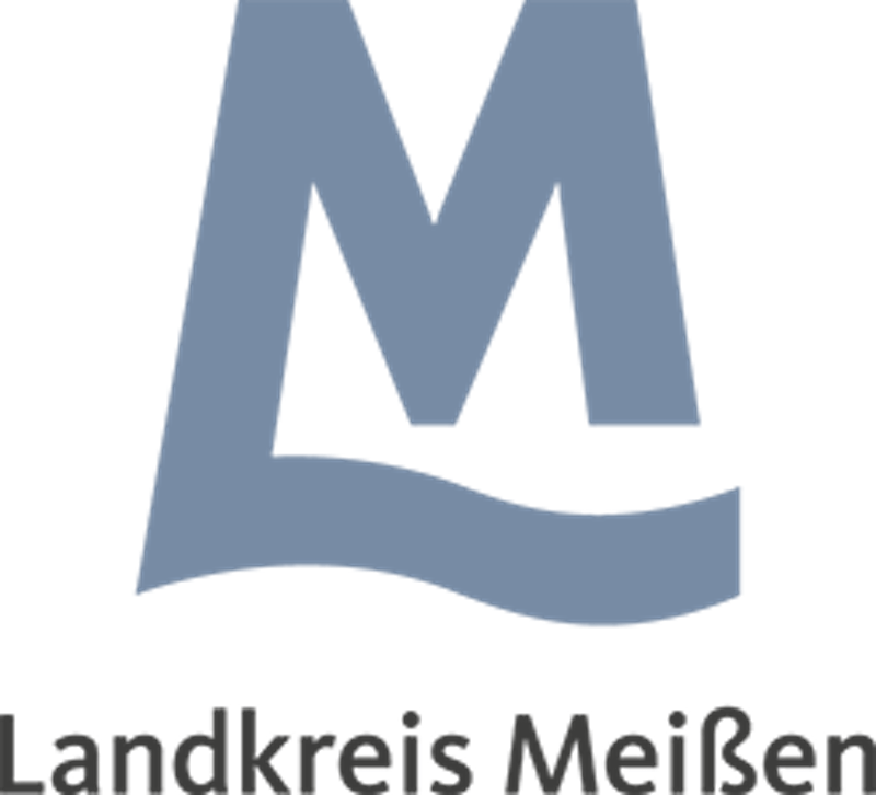 Logo Landratsamt Meißen