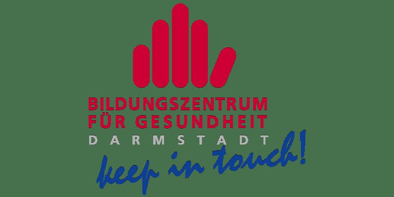 Logo Bildungszentrum für Gesundheit Darmstadt GmbH